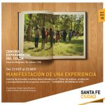 2015. Manifestación de una experiencia (5).